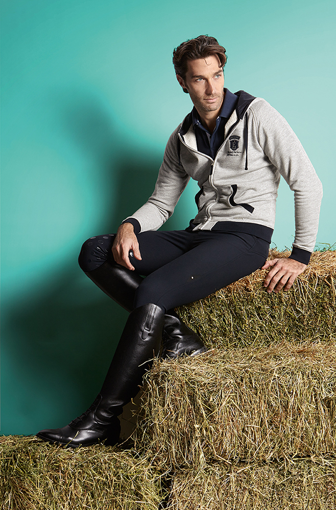 Equiline Man breeches x- Grip